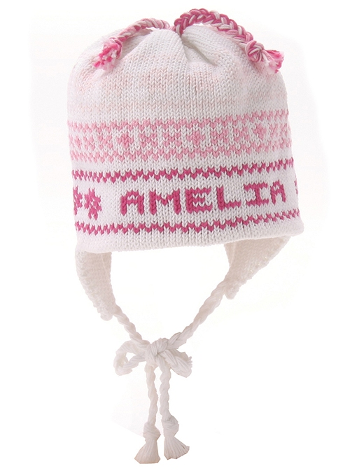 51bfc9b71f Personalized Knit Hat – Penny s from Heaven